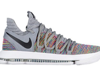 "Preview: Nike KD 10 ""Multicolor"""