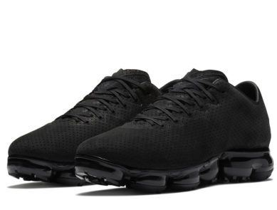"""Preview: Nike Air VaporMax Leather """"Black"""""""
