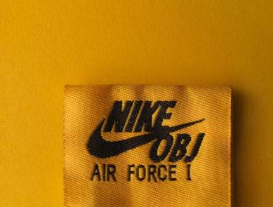Odell Beckham Jr. x Nike SF AF-1 Mid