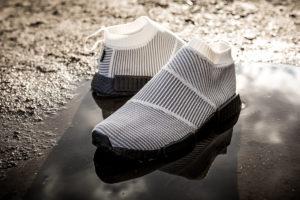 adidas Originals NMD CS1 GTX in White, Grey & Black