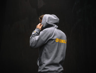 Carhartt Hooded Chase Sweat Overkill Edition