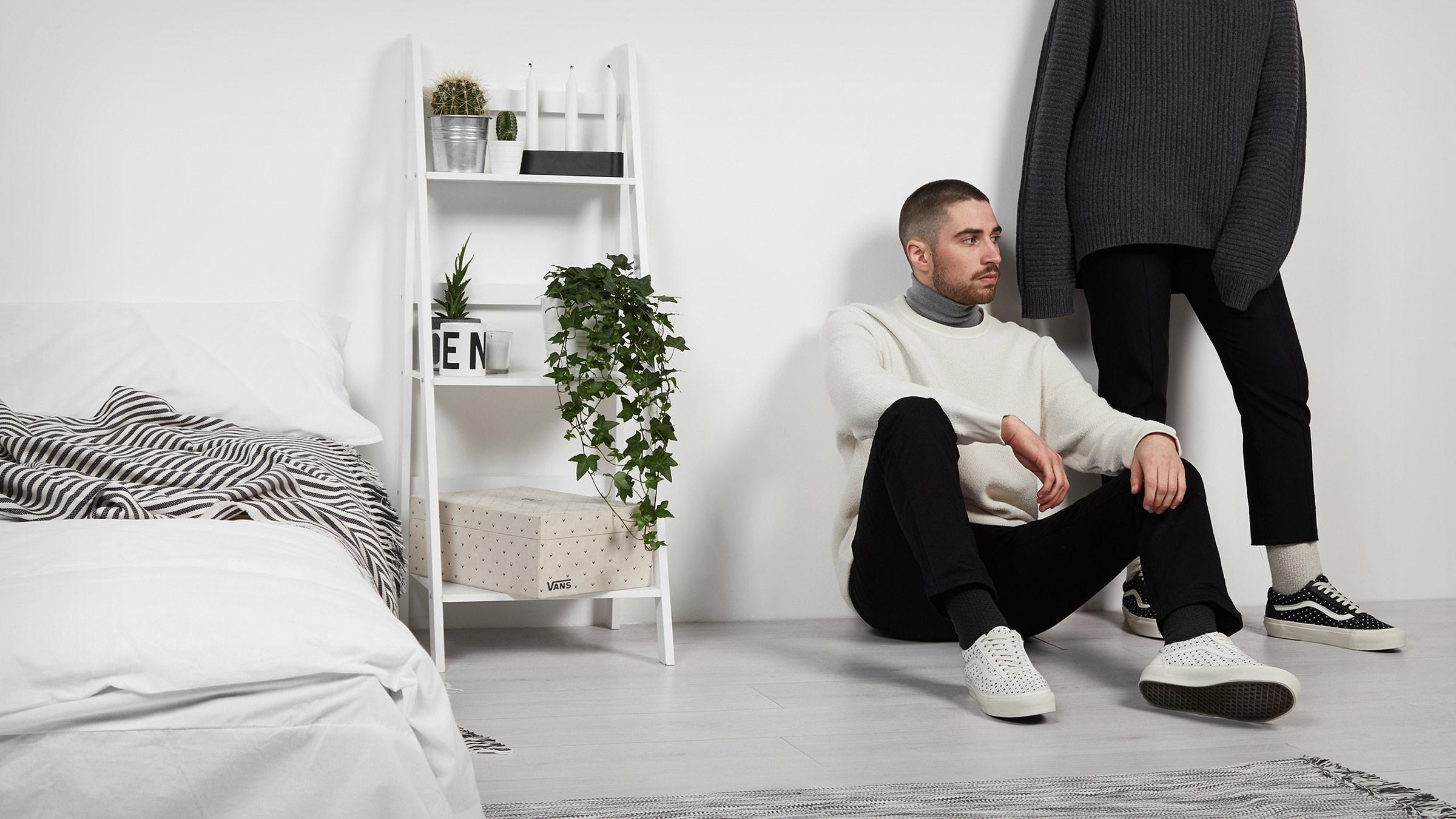 """END. x Vans """"Nordic Wool"""" Pack"""