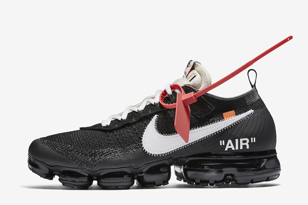Nike Air VaporMax Flyknit x Off-White