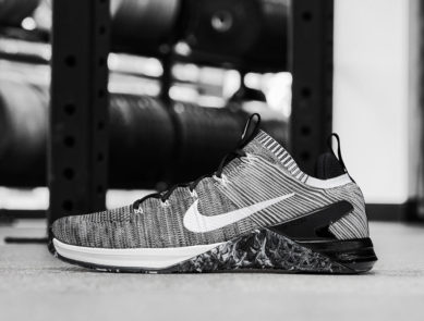 The Nike Metcon Gets Lightweight with Flyknit