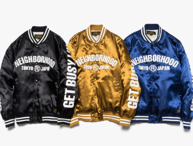 Select Pieces from NEIGHBORHOOD's A/W 2017 Collection
