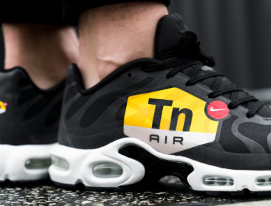 "On-Foot: Nike Air Max Plus NL GPX ""Big Logo"""
