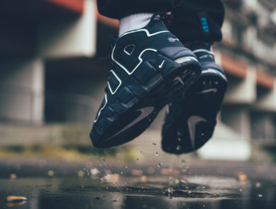 cheap for discount f85a4 55c04 On-Foot  Nike Air More Uptempo 96