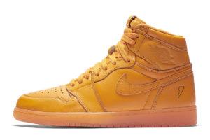 """Air Jordan 1 Retro High OG G8RD """"Orange Peel"""" Release Date"""