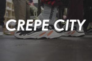 Crepe City On Foot Recap