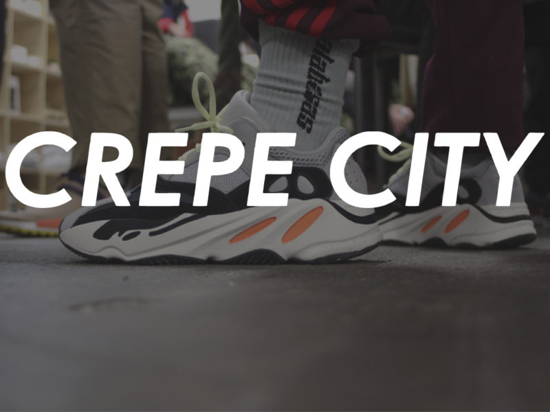Crepe City London 2017 On Feet Recap