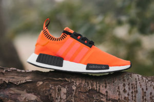 "adidas NMD R1 ""Neon Orange"" Invisible Pack"
