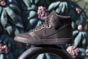 Nike SB Zoom Dunk High Pro BOTA Drops in All-Black