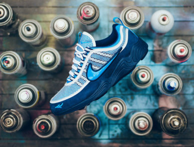 Nike x Stash Air Zoom Spiridon '16