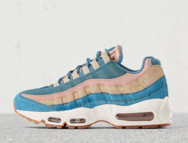 Nike Air Max 95 Embossed-Fur Pack
