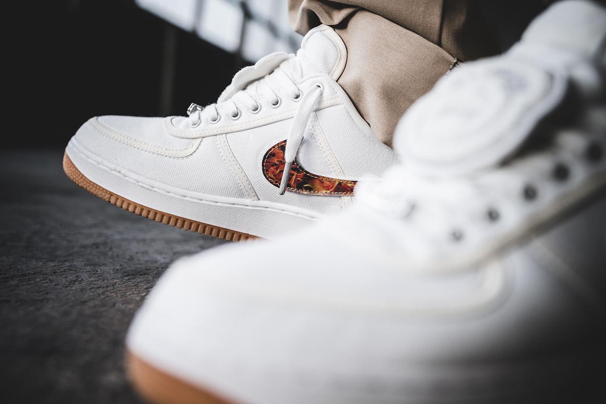 Nike Air Force 1 Low x  Travis Scott