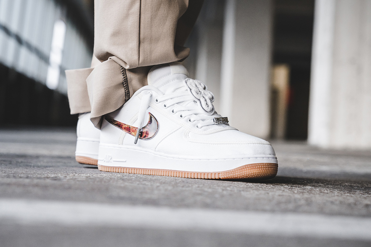 Nike Air Force 1 Low x Travis Scott