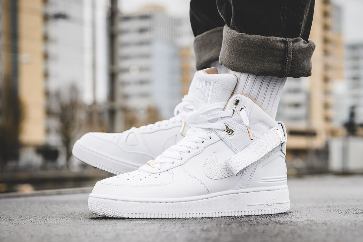 "Nike Air Force 1 Hi ""Just Don"" by Don ""Don C"" Crawley"