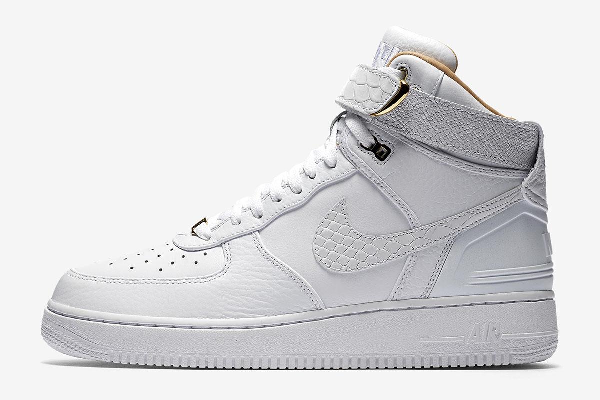 "Nike Air Force 1 Hi ""Just Don"" by Don ""Don C"" Crawley"