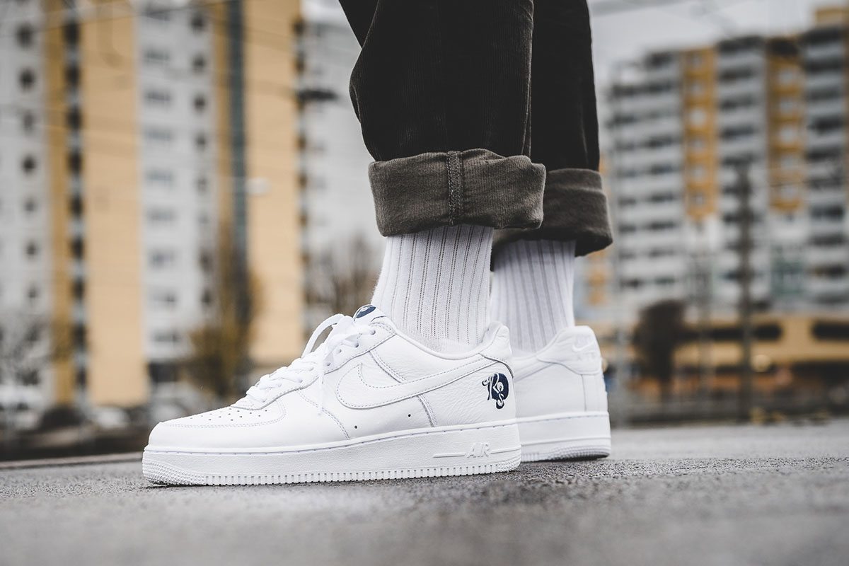 Nike Air Force 1 x Roc-a-Fella Records