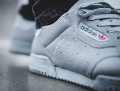 "adidas Yeezy Powerphase ""Grey"""