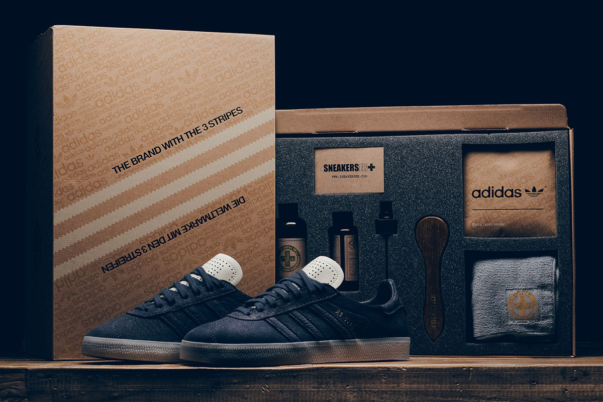 Adidas Originals Gazelle Kicks: