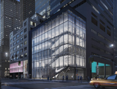 New Nike Mega Store Will Open in 2019