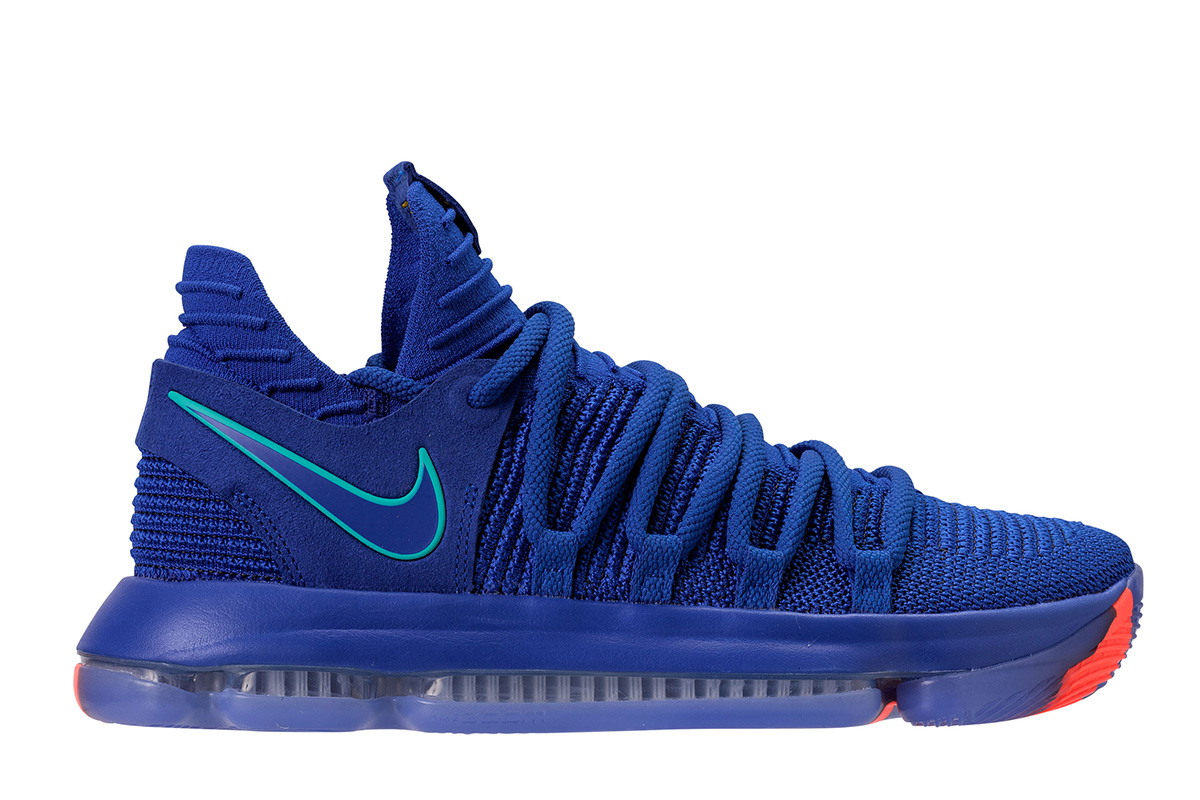 """Nike Zoom KD 10 """"City Edition"""" Detailed Pics & Release Info"""