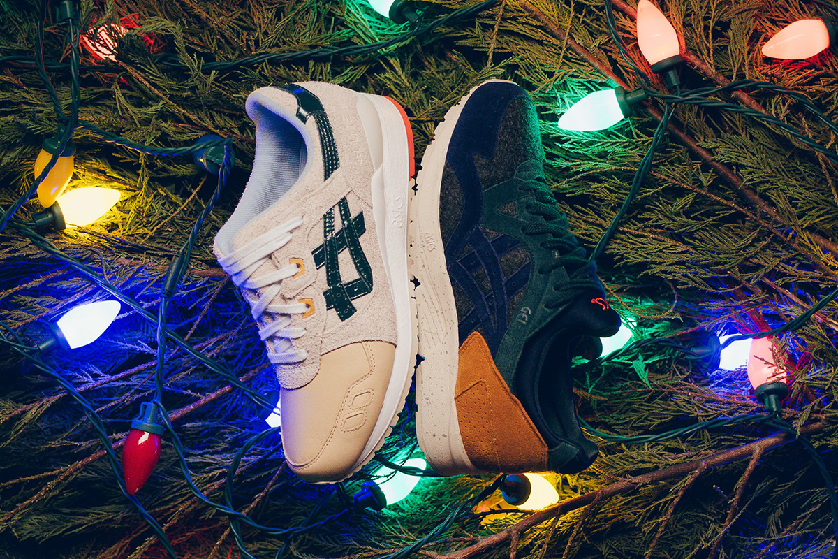 "Asics Tiger Gel-Lyte ""Christmas"" Pack"