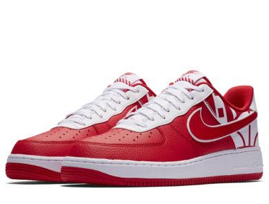 "Nike Air Force 1 '07 LV8 ""Heel Logo"" Pack Preview"