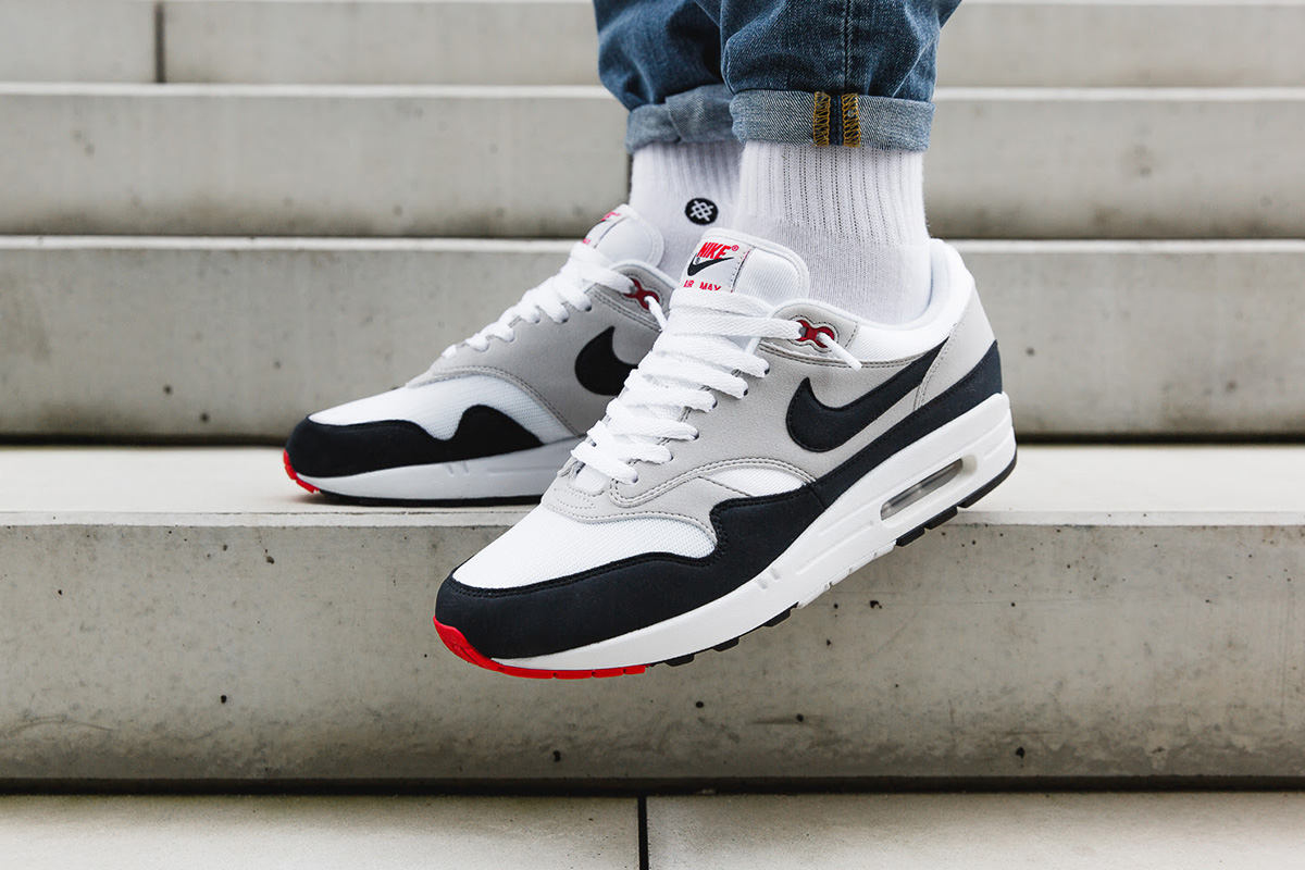 On Foot: Nike Air Max 1 Anniversary