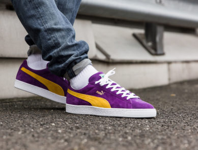 "On-Foot: PUMA Suede ""MIJ x THE COLLECTORS"""