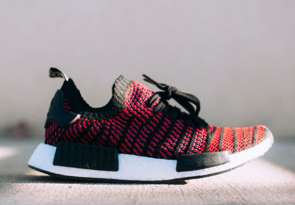"9d2b7025e520 adidas NMD R1 Stealth PK ""Red Black"" Detailed Pictures. By Rocky Brown on December  14"