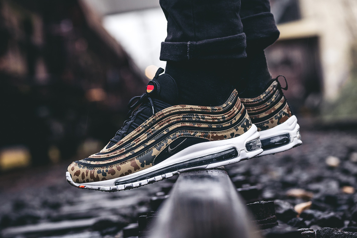 a9d606e2e3 ... inexpensive nike air max 97 germany country camo pack detailed pictures  10d47 b9671