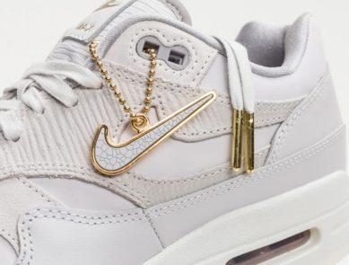 "Nike WMNS Air Max 1 Premium ""Atmosphere Grey"""