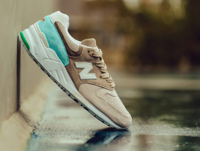 New Balance 999 in Beige/Tan for Spring 2018