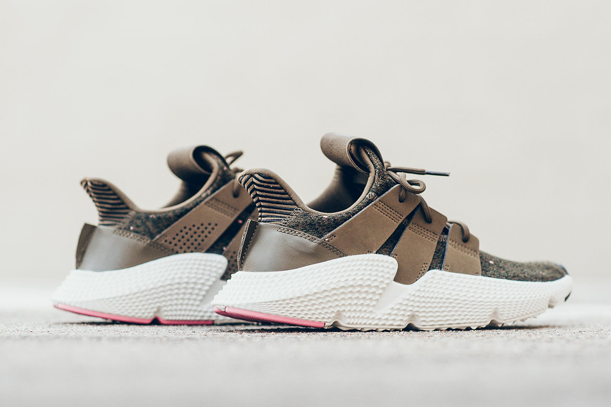 "On-Foot: adidas Prophere ""Trace Olive"""