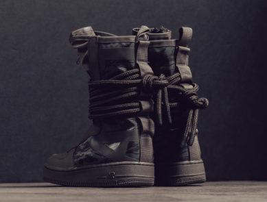 """Nike Special Force Air Force 1 Hi Boot """"Ridgerock"""""""