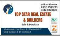 Top star real estate and builders