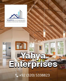 Yahya Enterprises Banner