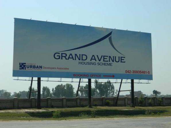 Grand avenues housing scheme (lahore) 4 houses in grand avenues.