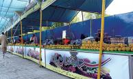No Plans to Set up Ramazan Bazar this Year