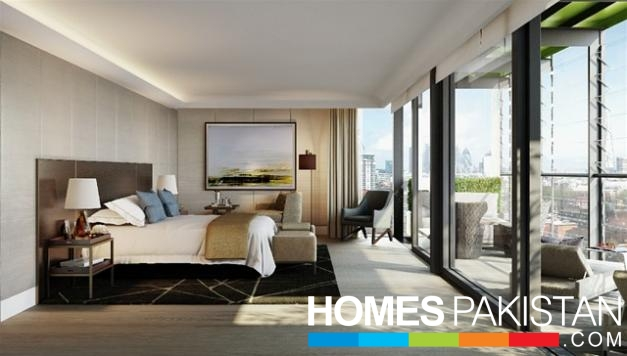 1749 Sq Ft 2 Bedrooms Beautifully Located Apartment For Sale In Merano Residence, Nine Elms, SE1