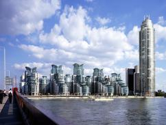 1193 Sq Ft 2 Bedrooms Best Location 15th Floor Apartment For Sale In The Tower, Nine Elms, SW8
