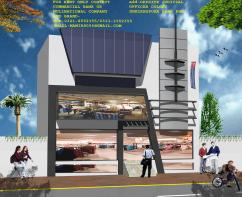 1575 Sq Ft Great Location Brand New Plaza For Rent