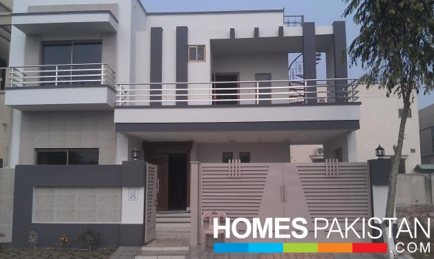 Front Elevation Of House In Karachi : Marla bedroom s house for sale homespakistan