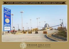 10 Marla Residential Plot For Sale In Golf City Gwadar