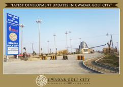 Facing Makran Coastal Highway, Double Sided Open Plot For Sale
