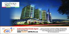 1000 Sq Ft Ideally Located Commercial Shop For Rent In The Centaurus
