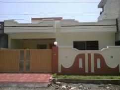 Brand New 9 Marla 3 Bedrooms Single Storey House For Sale in H Block