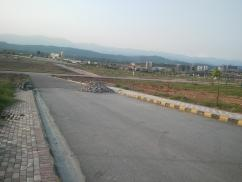 5 Marla Prime Location Residential Plot For Sale In Enclave-1 Sector-H